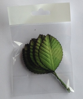 60 mm dark leaf dark edge pack 10