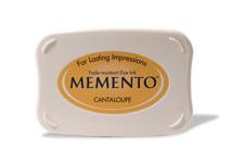 Cantelope memento ink pad