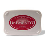 Lady Bug memento ink pad from Tsukineko