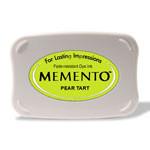 Pear Tart memento ink pad
