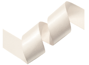 Warm Ivory 25mm Ribbon from Ipaper