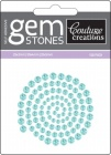 Seaspray self adhesive gemstones from Couture Creations