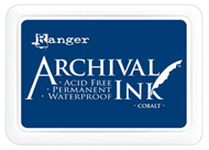 colbalt archival ink pad