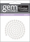 crystal self adhesive gemstones from couture creations