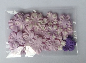 purples mix pack of 40