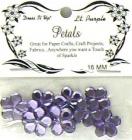light purple 16mm bling petals - Copy
