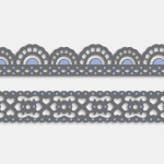 CO723247 chandeliers set couture creations momento ornamental lace collection