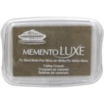 J7050-805 Toffee Crunch Memento Luxe ink Pad