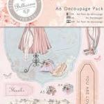 PMADCM019 decoupage pack bellisima