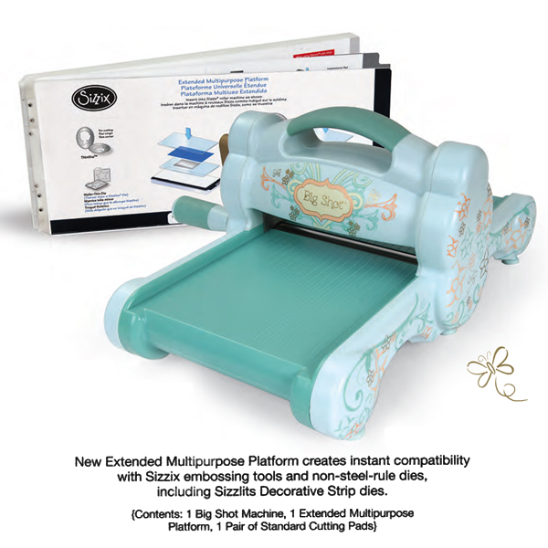 Big Shot Machine from Sizzix