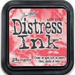 Worn Lipstick Distress Ink from Tim Holtz and Rangerink
