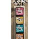 Tim Holtz distress Ink Pad Mini Kit 1 pic