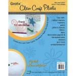 clear craft plastic 8.5 x 11