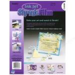 clear inkjet shrink film