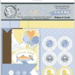 Baby Boy Card Kit from Fundamentals