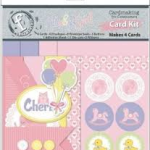 Baby Girl Card Kit from Fundamentals