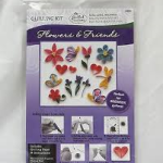 Flower and Friends Quilling Kit