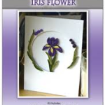 Iris Flower Quill A Card Kit from Quilled Creations