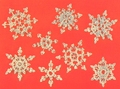 Snowflakes Quilling Kit from Lake City Craft Co