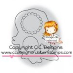 cupid outline from CC Designs