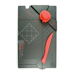 gift box Punch Board from We R Memory Keepers