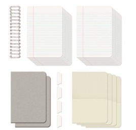 Cinch Journaling kit from We R Memory Keepers