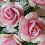 Double Pink 15mm roses