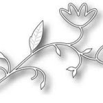 Gloriosa Vine die from Memory Box