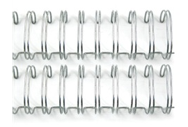 Silver Cinch Wires 0.75 inch from We R Memory Keepers