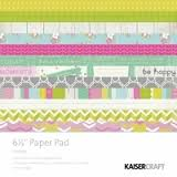 confetti paper pad from kaisercraft