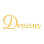 dream script from the everyday essentials collection by couture creations