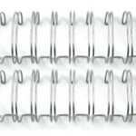 silver Cinch Wires 0.625 inch from We R Memory Keepers