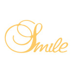 smile script from the everyday essentials collection by couture creations