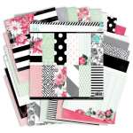 Hello Beautiful 12x12 paper pad from Heidi Swapp
