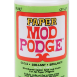 Mod Podge Paper Gloss from Plaid