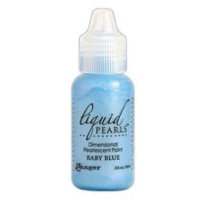 Baby Blue Liquid Pearls from Ranger
