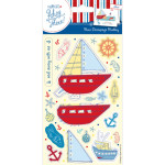 Ahoy There Mini Decoupage Set from DoCraft Papermania