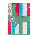 Belissima Christmas Paper Pack from DoCraft Papermania