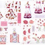 Garden Party Decoupage Set from DoCraft Papermania
