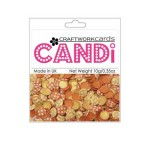 Sunset Strip candi dot embellishment from craftworkcards