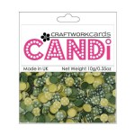 greewich village candi dot embellishment from craftworkcards