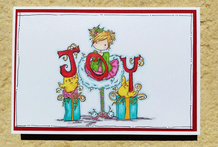 Jenny Feels Joyful