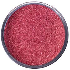 Primary Burgundy Red regular Embossing Powder from WOW